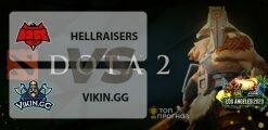 HellRaisers — ViKin.gg: прогноз на 6 апреля