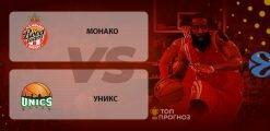 Монако — УНИКС: прогноз на матч 4 марта 2020
