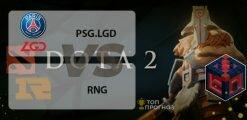 PSG.LGD — Royal Never Give Up: прогноз на 3 апреля