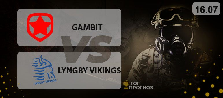 Прогноз и ставка на матч Eden Arena Malta Vibes Cup 3 Gambit Youngsters - Lyngby Vikings