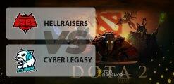 HellRaisers — Cyber Legasy: прогноз на матч 27.05.2020