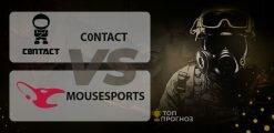 c0ntact — mousesports: прогноз на матч 29 апреля 2020