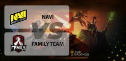 NaVi — Family Team: прогноз на матч 28.05.2020