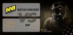 NaVi (Natus Vincere) – NiP: прогноз на матч 29.05.2020