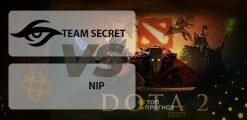 Team Secret — NiP: прогноз на игру 20 мая 2020