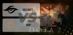 Secret — NiP: прогноз на матч 15 мая 2020