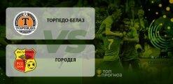Торпедо БелАЗ – Городея: прогноз на матч 15 мая 2020